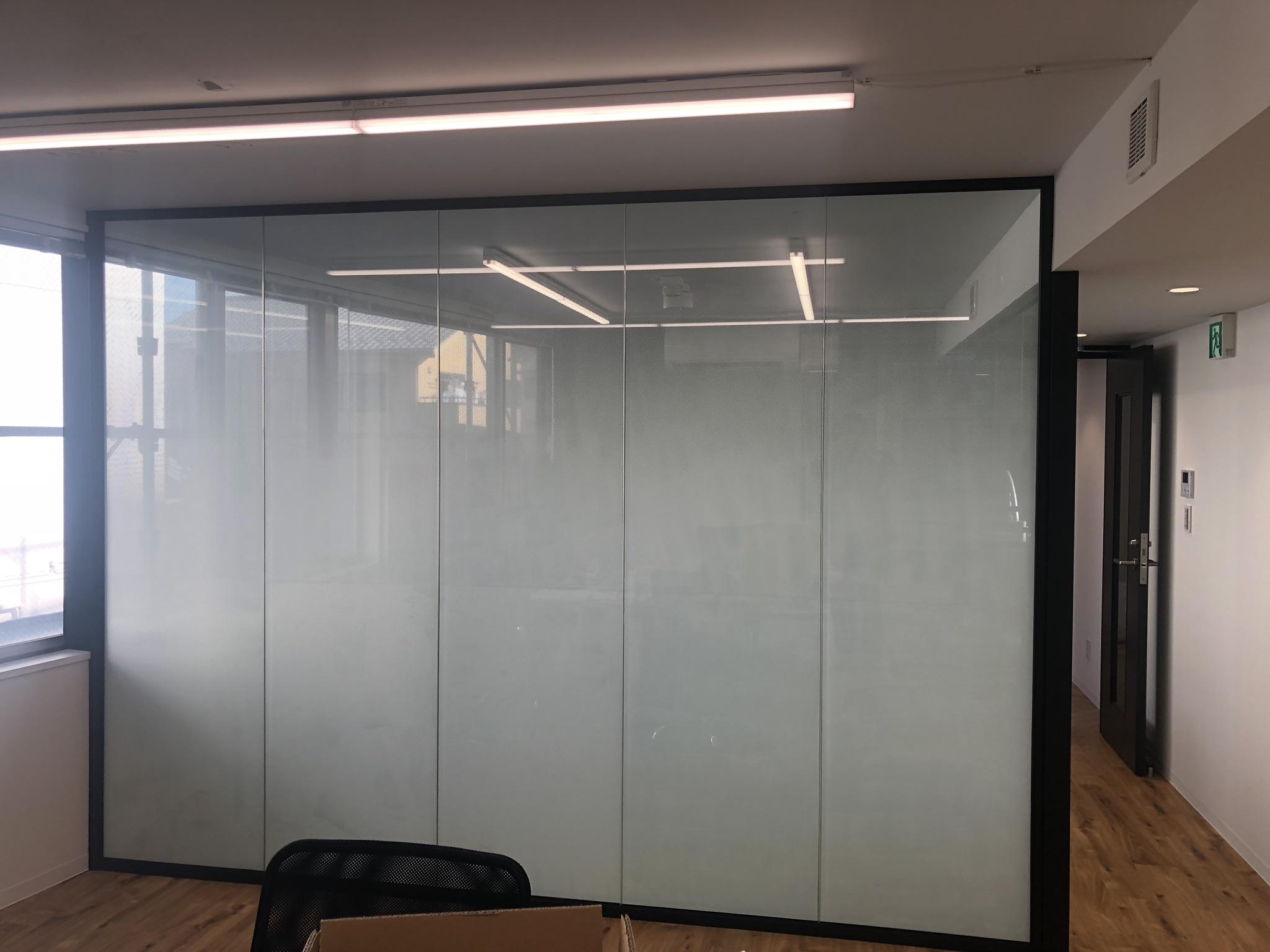 恵比寿 オフィス内装工事